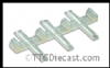 Peco SL-111 Rail Joiners, lnsulated for code 75 and code 82 rail